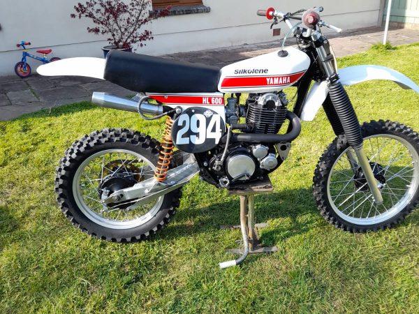 Yamaha HL 600 1978
