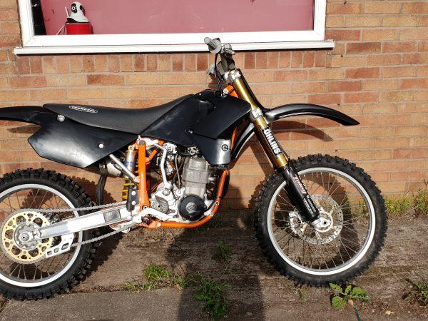 VOR 530 2001@ Owens moto classics