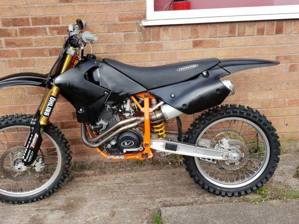 VOR 530 2001@Owens moto classics